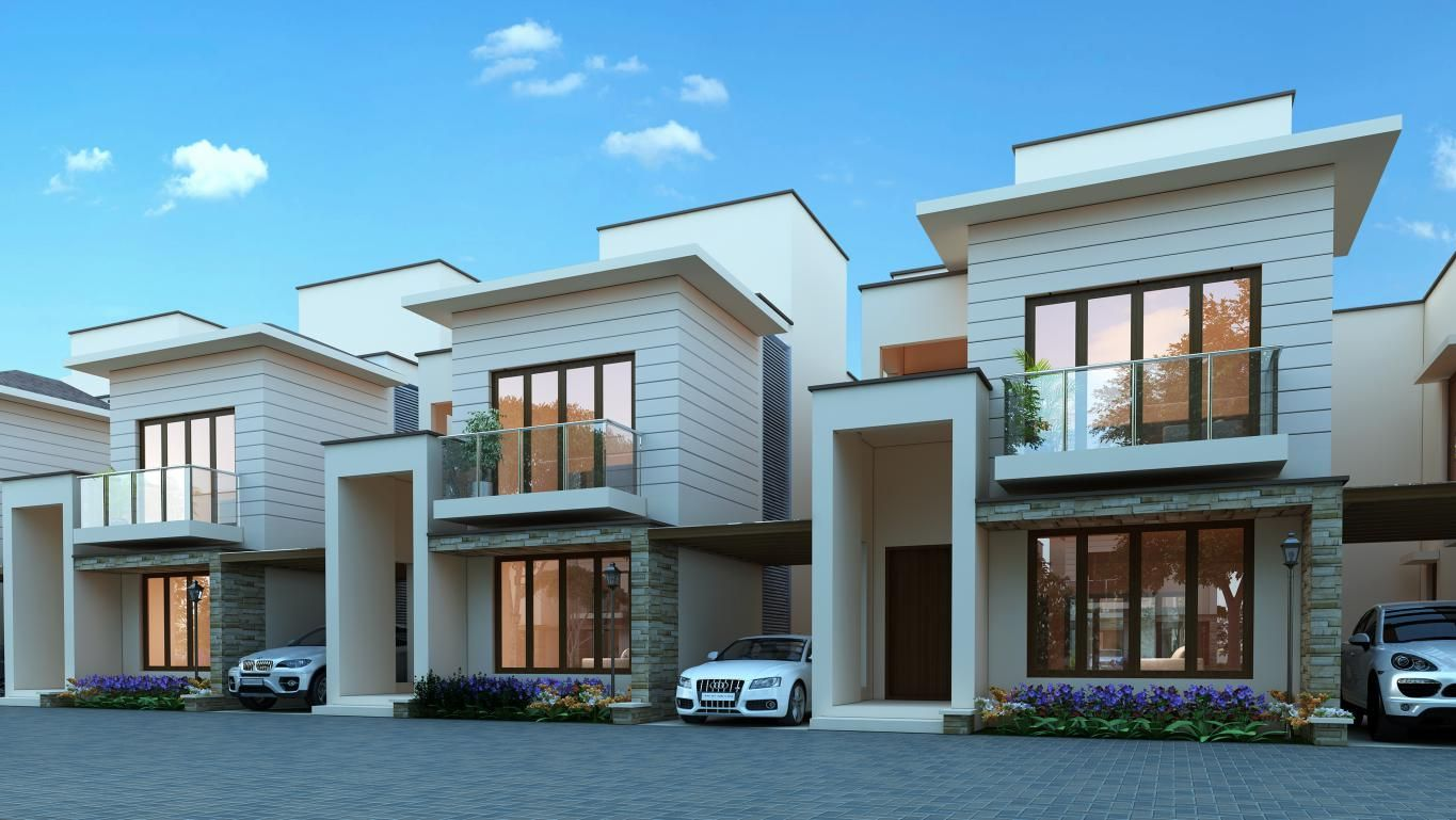 Master The Art Of High-end Houses In Bangalore