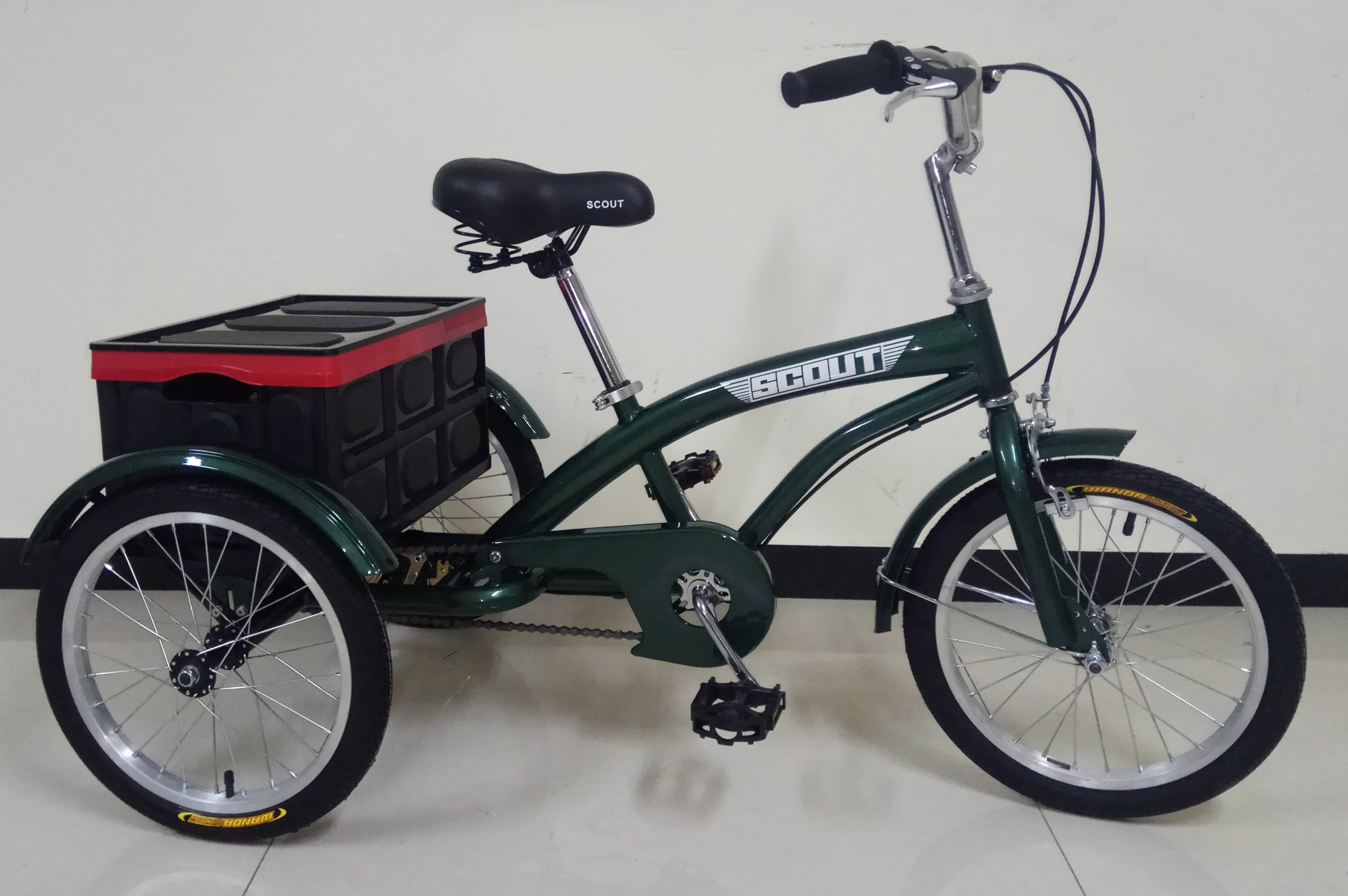 The Definitive Overview To Tricycle